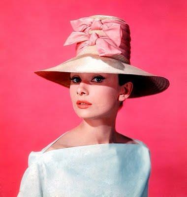 Audrey Hepburn on Lissy Parker blog